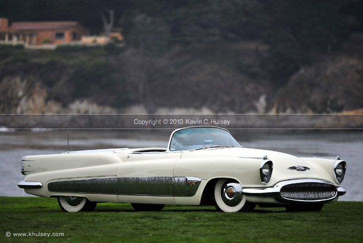 1950 Buick XP-300 Concept Car