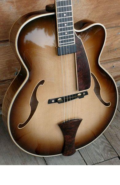 Cheval Guitars Orville Artisan