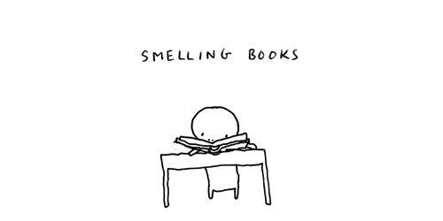 One of your life's greatest pleasures is the smell of old books. | 25 Signs You're Addicted To Books