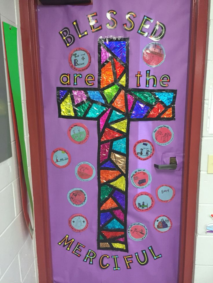Our Year Of Mercy Door For Catholic Schools Week