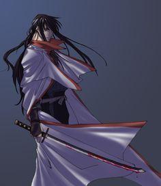 Tags: Anime, Rurouni Kenshin, Hiko Seijuro