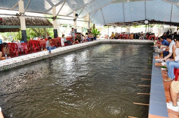 サイゴンで「エビ釣り合コン」はいかが?│ベトナム生活情報サイト、VIET JO Life(ベトジョーライフ)