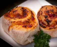 TJ's Choritzo and Two Cheese Scrolls