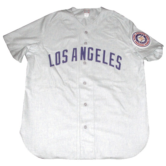 4c9d260deff1 Los Angeles Angels (PCL) 1951 Road Jersey