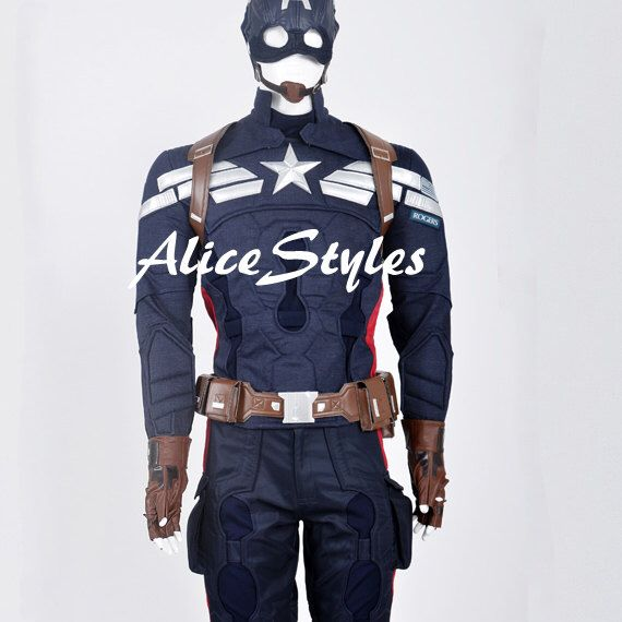 Chaud Captain America 2: Le Winter Soldier Steve Rogers Cosplay Costumes Halloween Cosplay Costume par AliceStyles sur Etsy https://www.etsy.com/fr/listing/197013329/chaud-captain-america-2-le-winter
