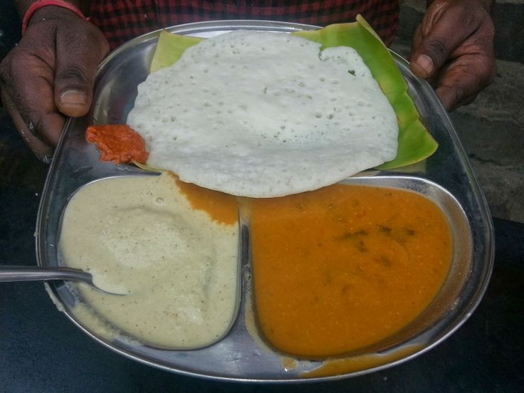 Steamed Dosa at Mahalaxmi Tiffins
