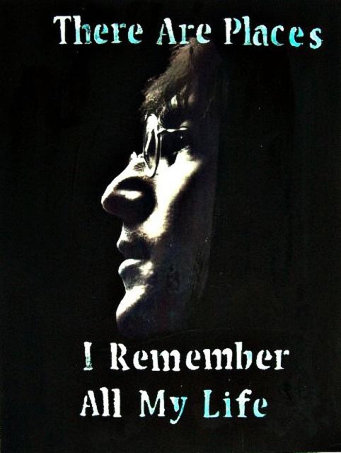 John Lennon, love this song, evokes so many emotions and memories