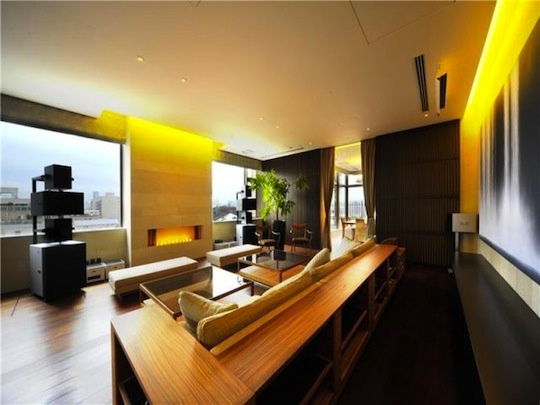 Classic!: 1 Bedroom Apartment, Expensive One Bedroom, One Bedroom Apartment, Living Room, Tokyo, House, Bedrooms, Apartments, Most Expensive