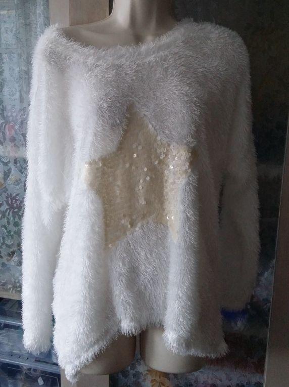 Fleece trui (in 2 kleuren)