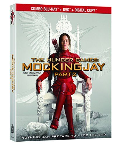 Hunger Games: Mockingjay: Part 2, The [Blu-ray/DVD + Digital Copy Combo] (Sous-titres français) Lionsgate Home Entertainment http://www.amazon.ca/dp/B018WBEWTS/ref=cm_sw_r_pi_dp_XMcRwb1JKPF2X