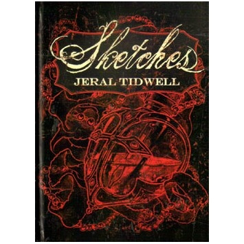 It's 120 pages of sketches, drawings, and inks...Very Rare. http://amzn.to/O2WOis $119.00