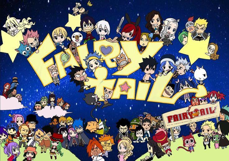 anime fairy tail | Fairy Tail catakfzw