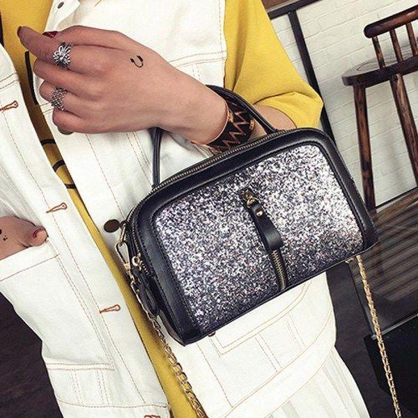 Insert #Handbag with #Chains