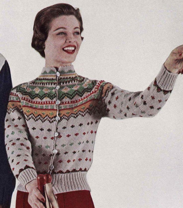 594 best Vintage knitting images on Pinterest | Babies, Childhood ...