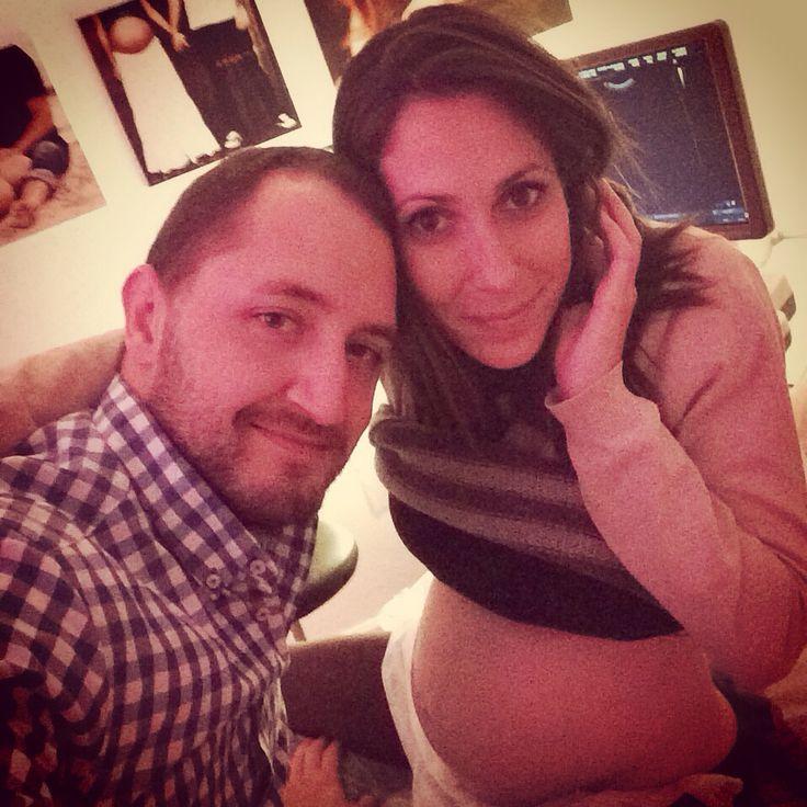 Kangurita en camino #embarazo #embarazada #ecografia #metodocanguro