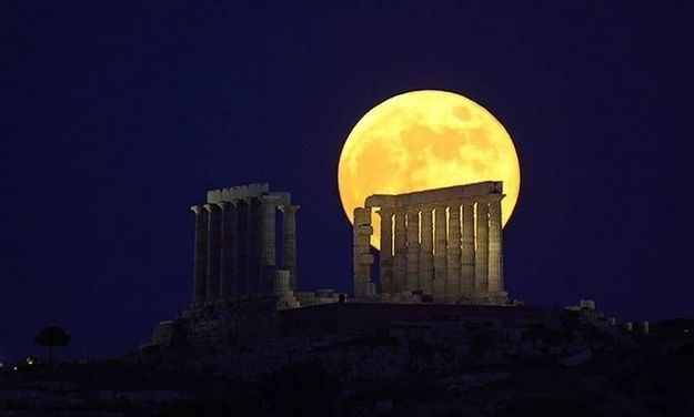 VISIT GREECE  Temple of Poseidon, Sounion #Athens #Greece