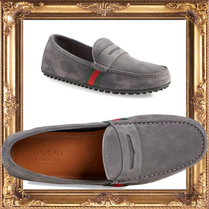Gucci Kanye Mens Driving Shoes