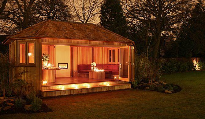 Bespoke Garden Rooms | Garden Buildings | Crown Pavilions | GARDEN IDEAS |  Pinterest | Garden buildings and Bespoke