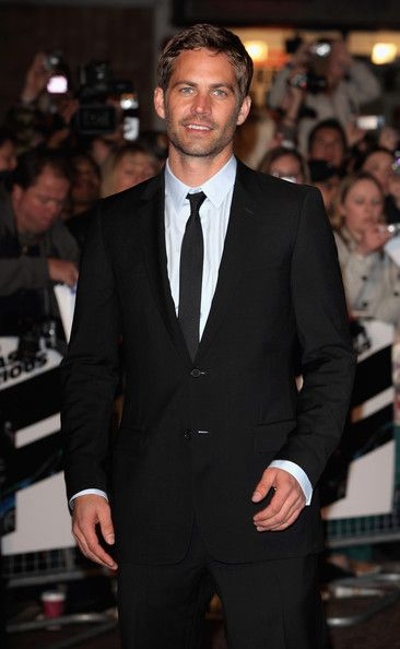 Paul Walker Photos: UK Premiere: Fast & Furious 4 - Outside arrivals