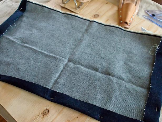 How to Make a BBQ Tool Belt - on HGTV  Too cute!
