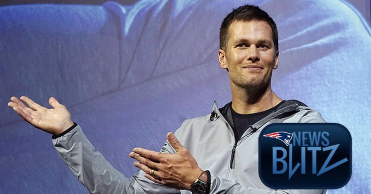 Today's Patriots.com News Blitz brings all the latest New England news from the weekend, including Tom Brady's soon-to-be-released book offering.