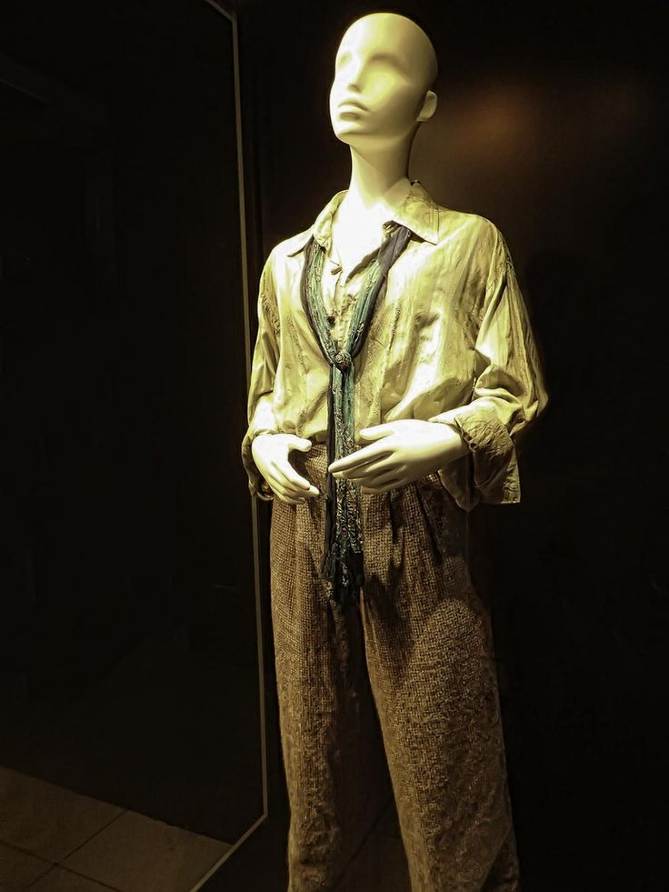"""Photographed at the """"Indiana Jones and the Adventure of Archaeology"""" exhibit at the National Geographic Museum in Washington D.C."""