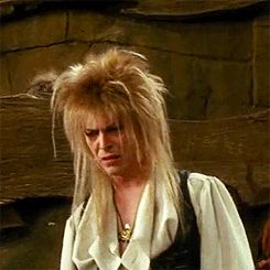 15 Times David Bowie In 'Labyrinth' Awakened Your Burgeoning Sexuality - MTV