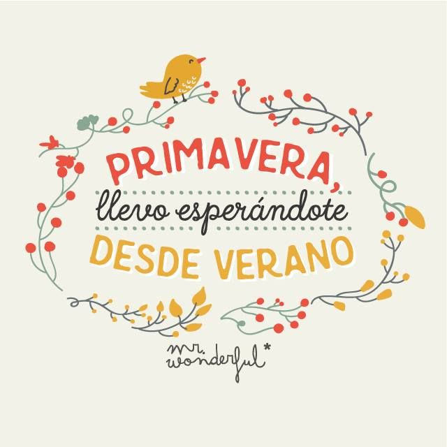 Primavera  | by Mr. Wonderful*