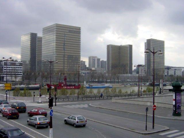 Bibliotheque Nationale de France 'Francois Mitterand'