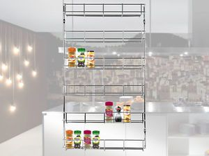 5-TIER-WALL-CUPBOARD-OR-STORAGE-SPICE-HERB-JAR-RACK-HOLDER-FOR-KITCHEN-DOOR