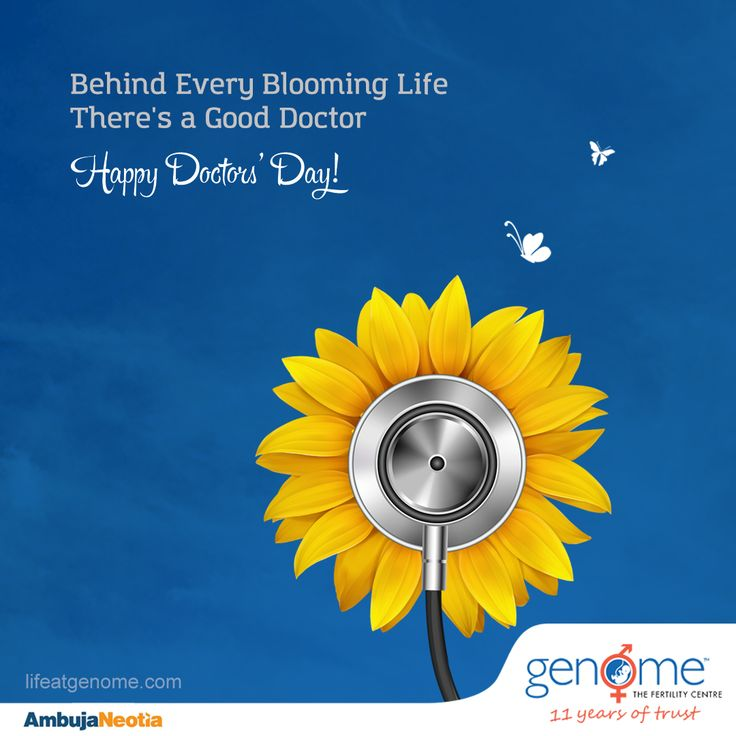Dear Doctors, Your devotion & care brings Healing, Comfort & #Hope.  Team Genome salutes all the superheroes in white coats on National Doctor's Day