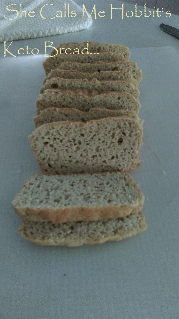 Hobbit's Keto Bread (great for stuffing too!) | Low Carb ...