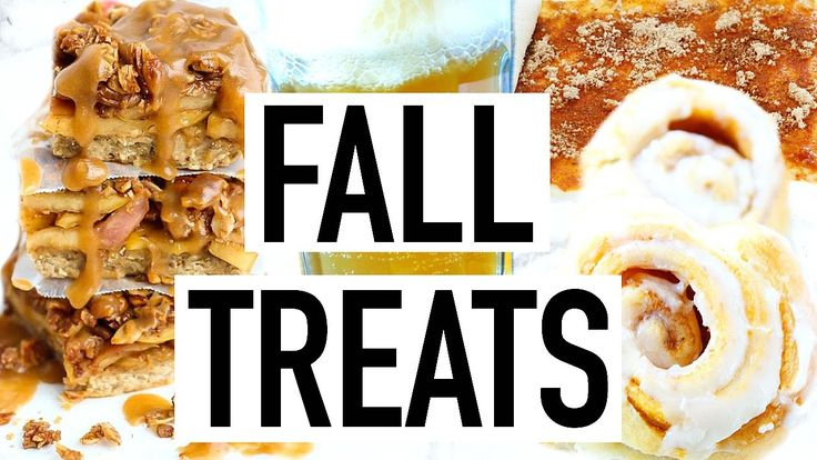 DIY Fall Treats 2016! Easy And Yummy Fall Treat Ideas!  DIY Fall Treats 2016! Fall Treats and Drinks! Easy Fall Treats! Fall Treats Recipes! Cute And Fun Fall Treats! Fall Desserts! Yummy Fall Treats! Fall Diy Ideas for 2016-2017! Fall DIY Drinks 2016! DIY Treats For Fall 2016! Easy DIY Fall Treats! Fall DIYs and Treats 2016! Hope you guys enjoy these diy treats for fall video! I am making pumpkin cinnamon rolls, apple pie bars and butterbeer
