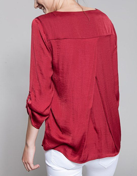 SHIRTS - Blouses Just For You Clearance Prices e4hT5
