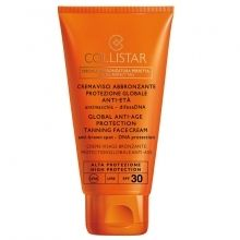 Collistar Global Anti-Age Protection Face Cream Zonnecreme 50 ml