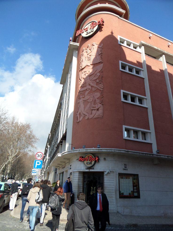 HardRock Cafe Lisbon - Portugal