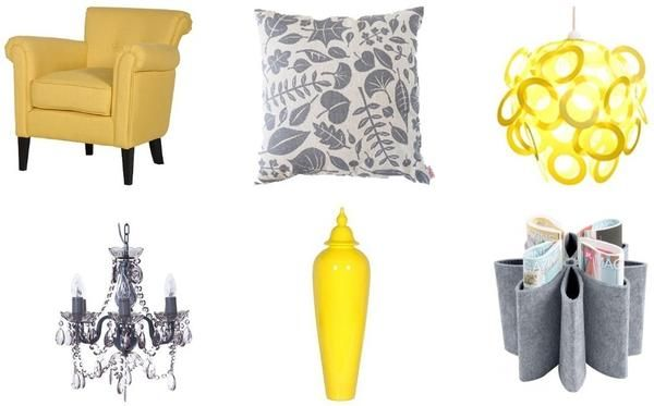 Colour Watch: Yellow and Grey