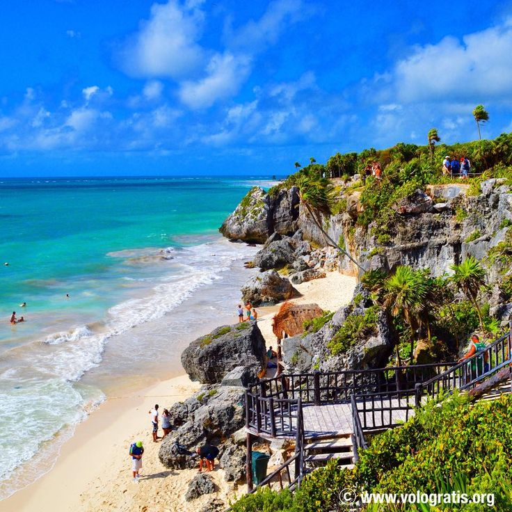 Tulum in Mexico, this is the Paradise!
