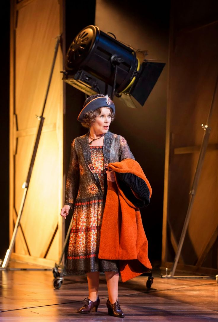 Gypsy at the Savoy Theatre. https://www.londontheatredirect.com/musical/1673/Gypsy-tickets.aspx