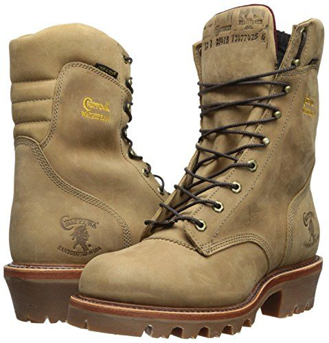 The Chippewa Super logger boots are much costlier than the #standardworkboots, in fact, they can charge up to twice the usual work boot. http://best-workboots.com/chippewa/chippewa-9-waterproof-steel-toe-super-logger-boot-review/