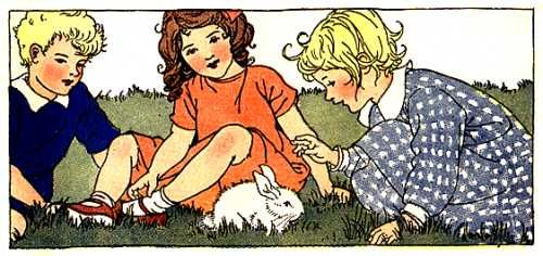 """The Children's Own Readers """"Friends"""" Primer by Mary E. Pennell and Alice M. Cusack, 1936, Kansas City, Missouri"""