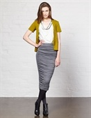 Mesop outfit. Wear with a pair of Vintage Betsy 'Out Foxed' Earrings.