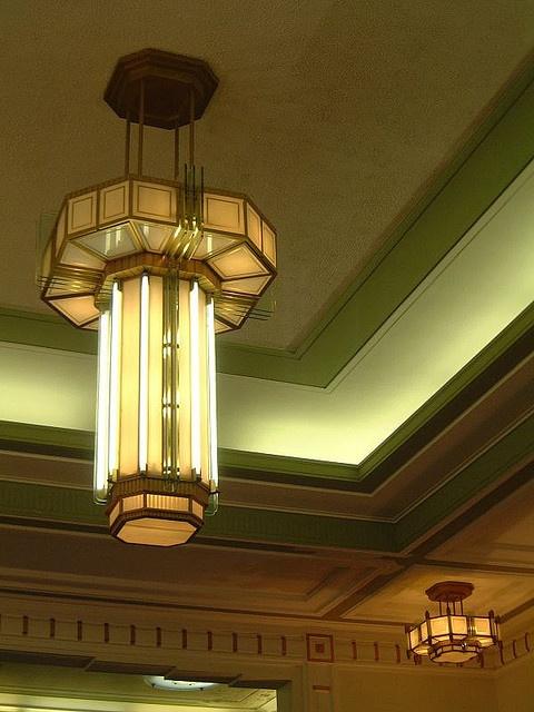 Hackney Town Hall 1930s London Art Deco Light By Mermaid99 Via Flickr