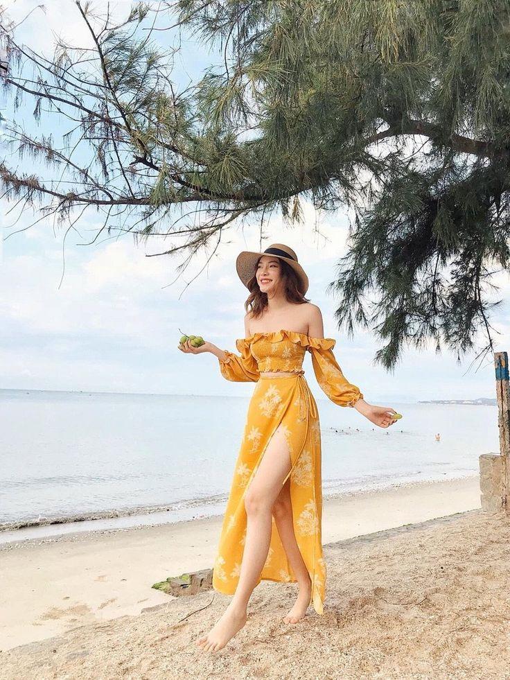 Outfits veraniegos y chic por si te quedaste con ganas de playa