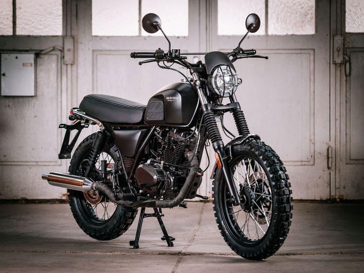 BRIXTON BX 125 X  #brixton #brixtonmotorcycles #motorcycle #motorrad #moto #scrambler