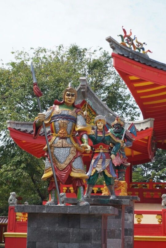 Sam Phoo Kong Temple, Semarang Indonesia