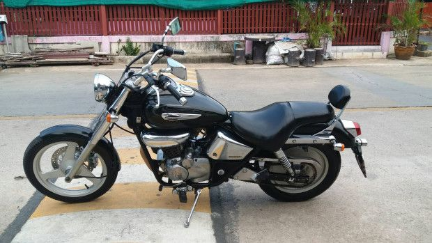 Honda Phantom TA 200