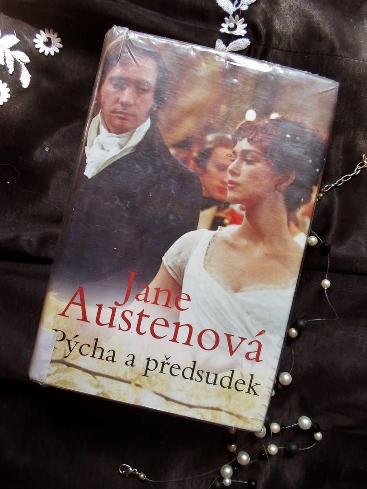 Jen další knižní blog: Jane Austenová: Pýcha a předsudek - lovestory i pro ty, kdo je normálně nemusí