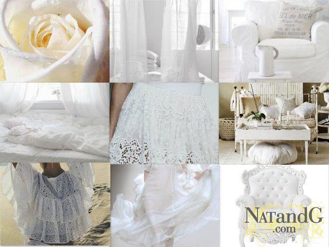 Pinterest Inspiration: White | Nat & G Inspirations