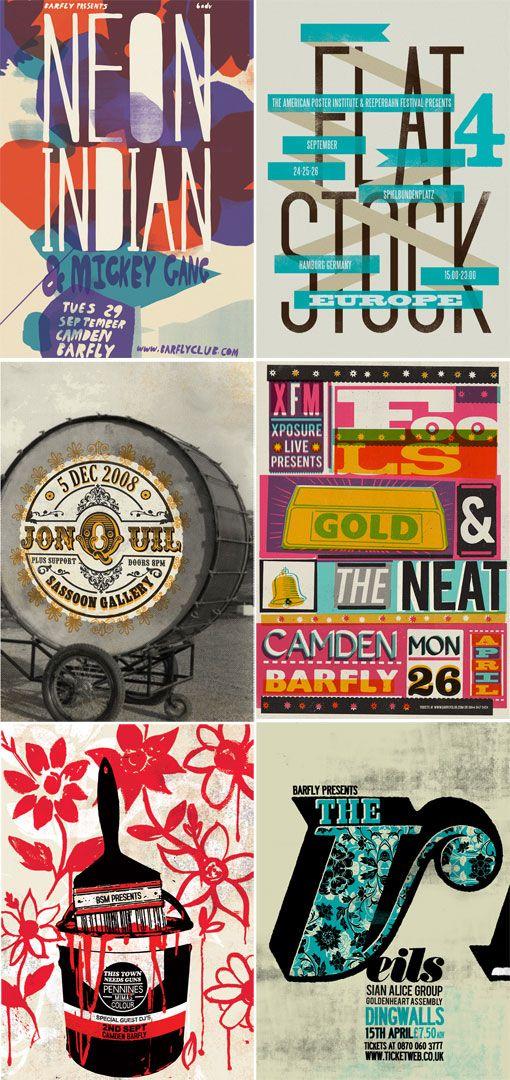 Telegramme Studio posters